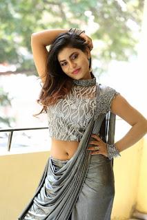 Priyanka Augustin Hot Navel Show And Armpit Pics