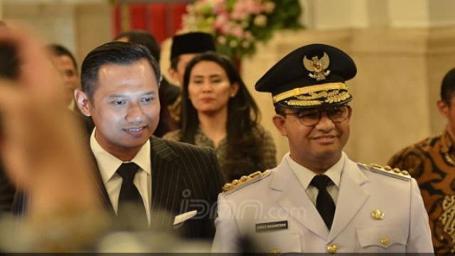 Tes Ombak 2024, Anies Bisa Saja Berkoalisi dengan Demokrat di Pilkada DKI 2022