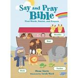 say and pray bible cover