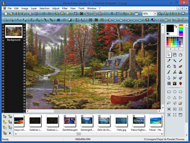 Download Photofiltre Studio Free