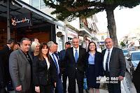 Επίσκεψη του Ευρωβουλευτή Μανώλη Κεφαλογιάννη στην Αργολίδα (βίντεο)