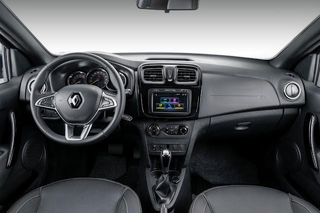 Novo Renault Sandero 2020