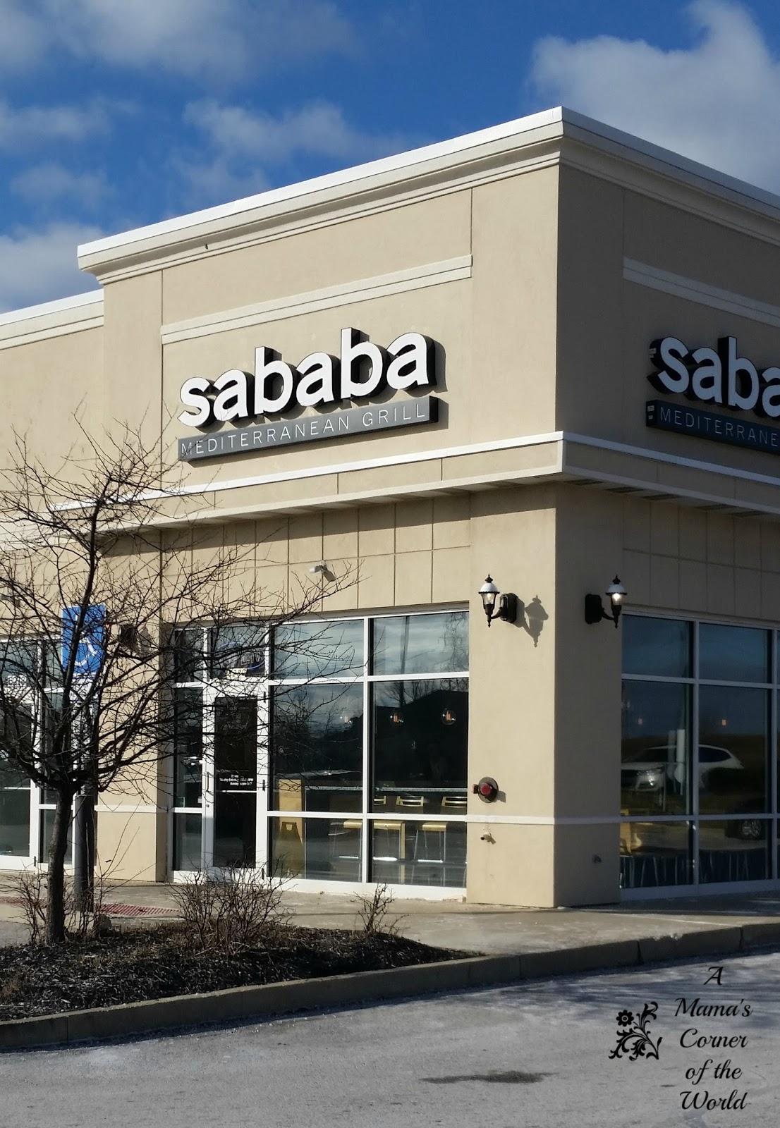 Sababa Mediterranean Grill Columbus, Ohio Restaurant Review