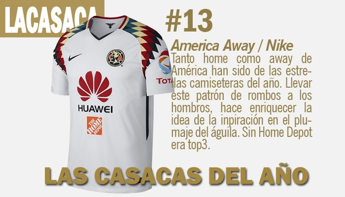 0178fb56e Here are the 50 most beautiful kits of 2017 according to La Casaca.