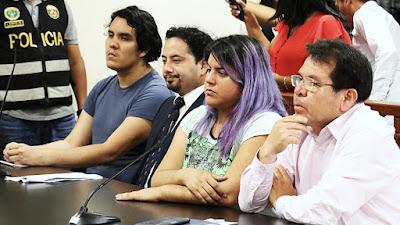 Solsiret Rodríguez: Dictan 9 meses de prisión preventiva contra Andrea Aguirre y Kevin Villanueva