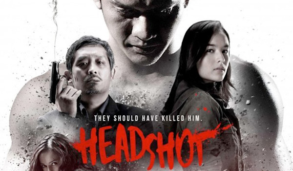 Headshot filme