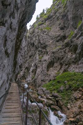 Höllentalklamm - Riffelscharte - Eibsee | Wandern in Garmisch-Partenkirchen 04