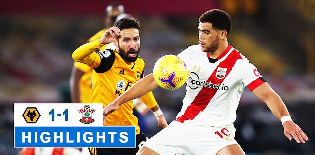 Wolverhampton Wanderers vs Southampton – Highlights