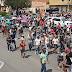 Manifestantes liberam a BR-324 aos gritos de 'fora Temer' em Jacobina