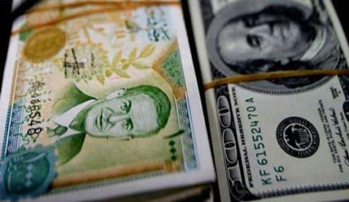 الليرة السورية ترتفع أمام الدولار