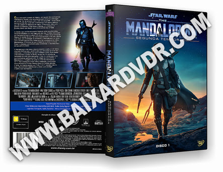 The Mandalorian – 2ª Temporada Completa (2020) DVD-R AUTORADO