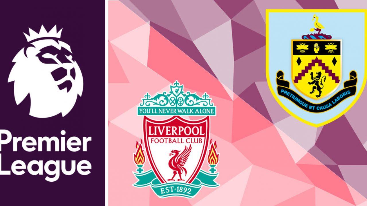 بث مباشر مباراة ليفربول وبيرنلي