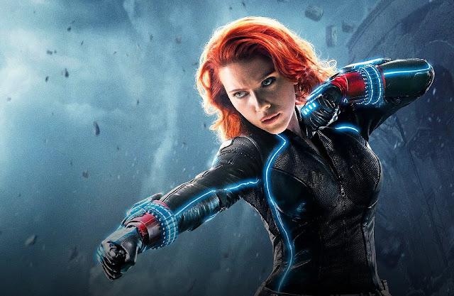 Scarlett Johansson/Viúva-Negra
