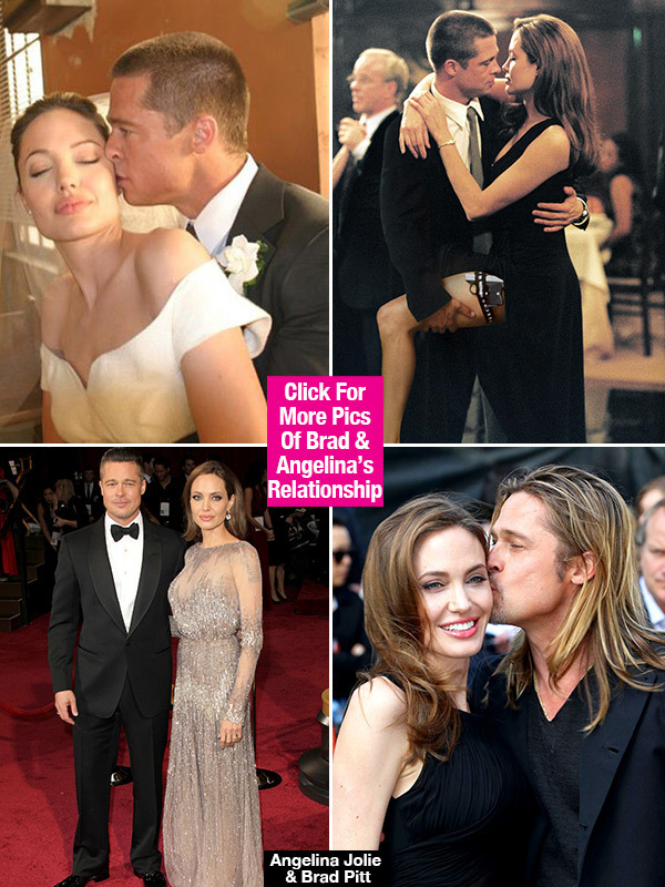 Angelina Jolie & Brad Pitt's Divorce: A Complete Timeline Of Their Shocking Split