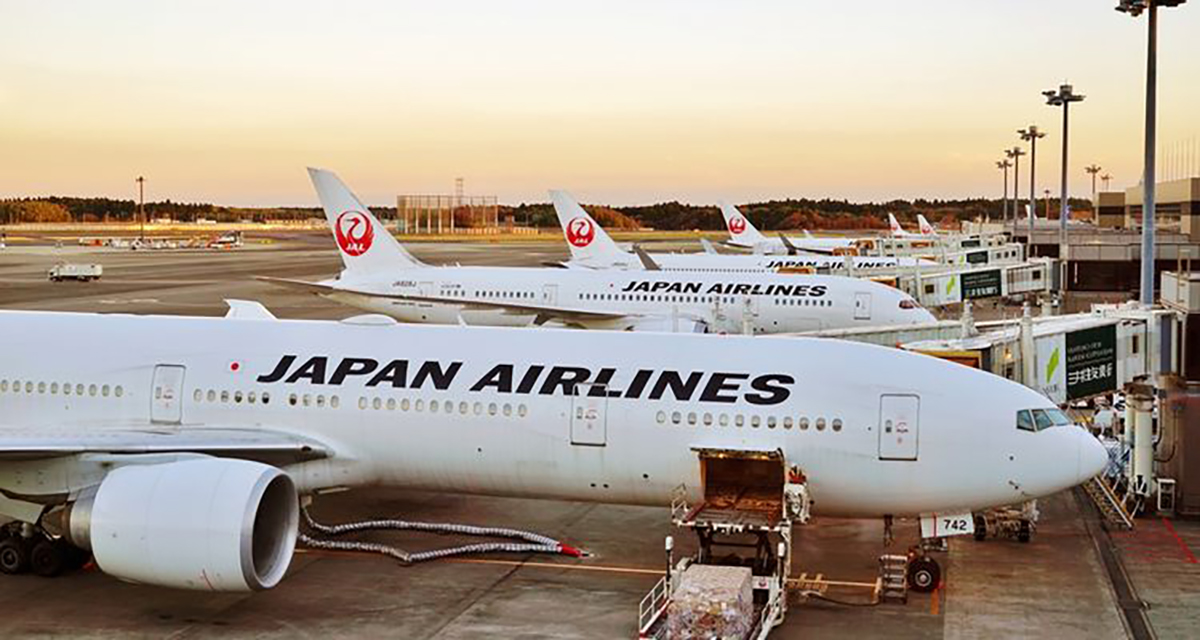 Japan Airlines, Planes