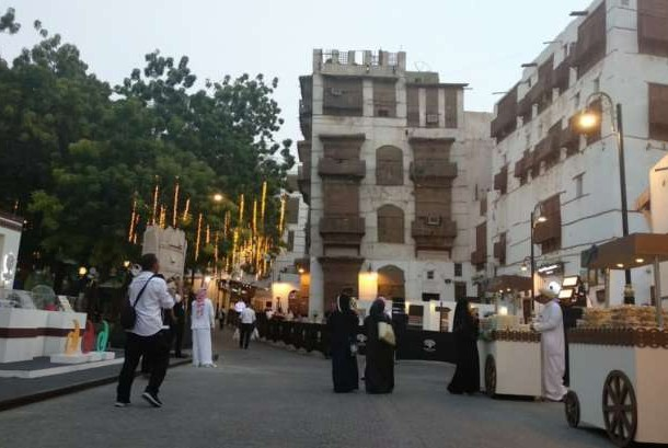Kehadiran Klub Malam di Jeddah Hebohkan Jagat Maya Saudi