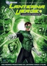 Lanterna Verde: Cavaleiros Esmeralda - Dublado