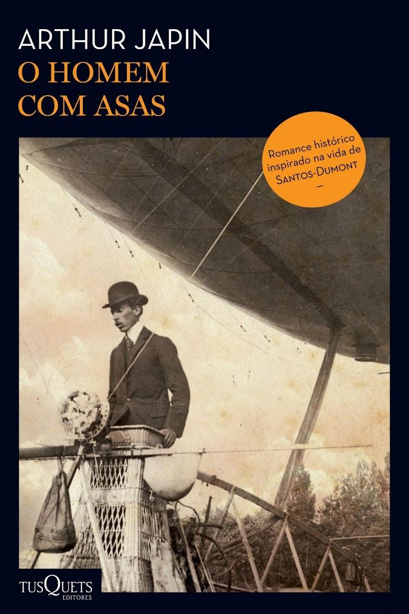 Hora de Ler: O Homem com Asas - Arthur Japin
