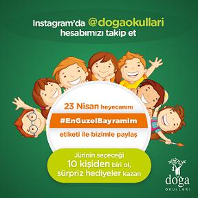 Doğa Okulları 23 Nisan Kampanyası