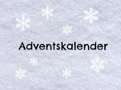 Adventskalender - Verlage, Buchblogger u.a.