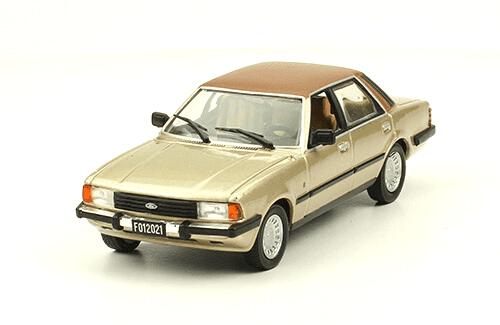 Ford Taunus Ghia 1981 1:43, autos inolvidables argentinos 80 90