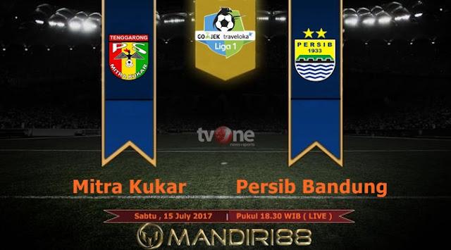 Prediksi Bola : Mitra Kukar Vs Persib Bandung , Sabtu 15 July 2017 Pukul 18.30 WIB @ TVONE