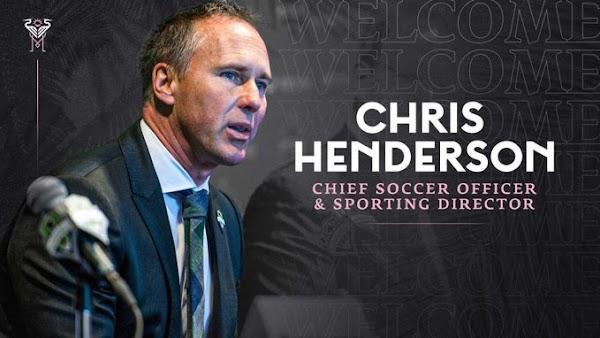 Oficial: Inter Miami, Chris Henderson nuevo director deportivo