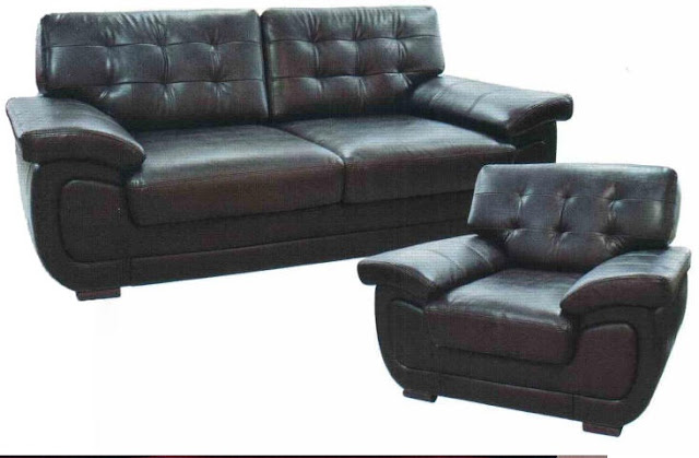 What is Eco Leather Sofa
