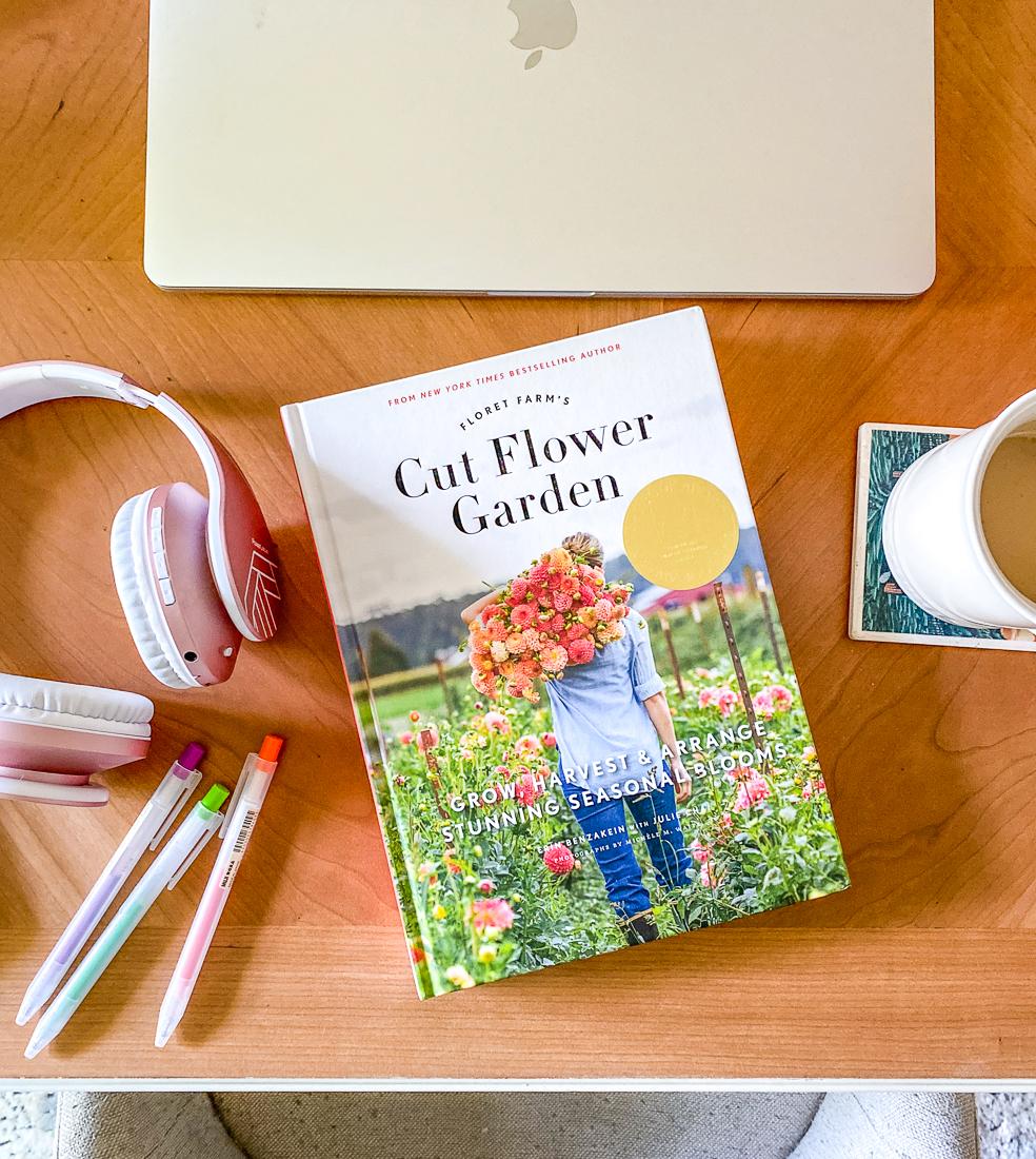 cutting garden book