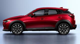 Detail untuk Harga Mazda Cx 3 2019