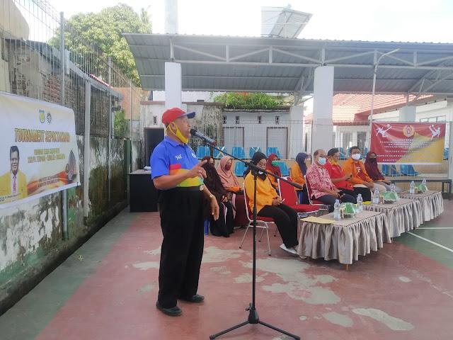 Mahasiswa KKN Universitas Negeri Makassar Gelar Lomba Takraw
