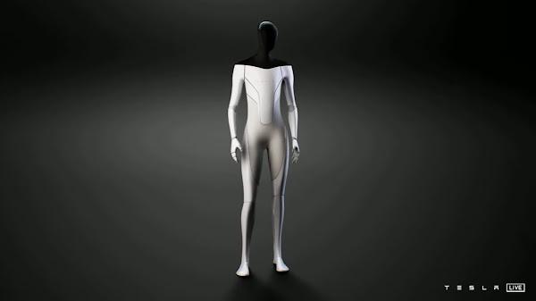 Tesla Bot: robô humanoide com inteligência artificial revelado