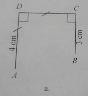soal a tentukan panjang ab dari gambar berikut