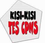 Kisi kisi soal cpns http://pengumumancpnsterupdate.blogspot.com/