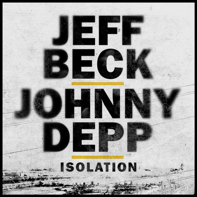 """Jeff Beck e Johnny Depp lançam cover de """"Isolation"""", faixa original de John Lennon"""