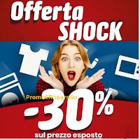 Logo Eurospin : -30% di sconto sul prezzo esposto ( solo per 3 giorni)