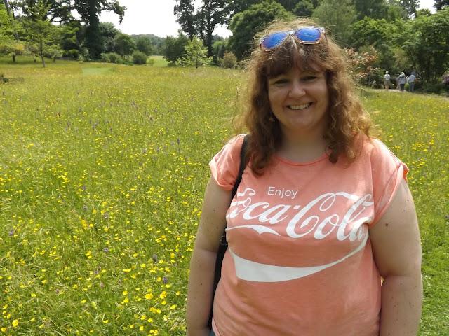 On holiday in Devon