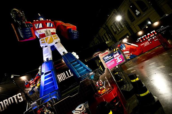 Bogotá-exhibición-Transformers-autos-unicentro-agenda