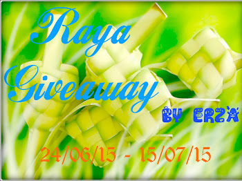 Raya Giveaway by Erza