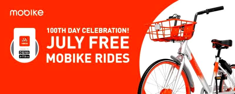 mobike singapore free rides mastercard
