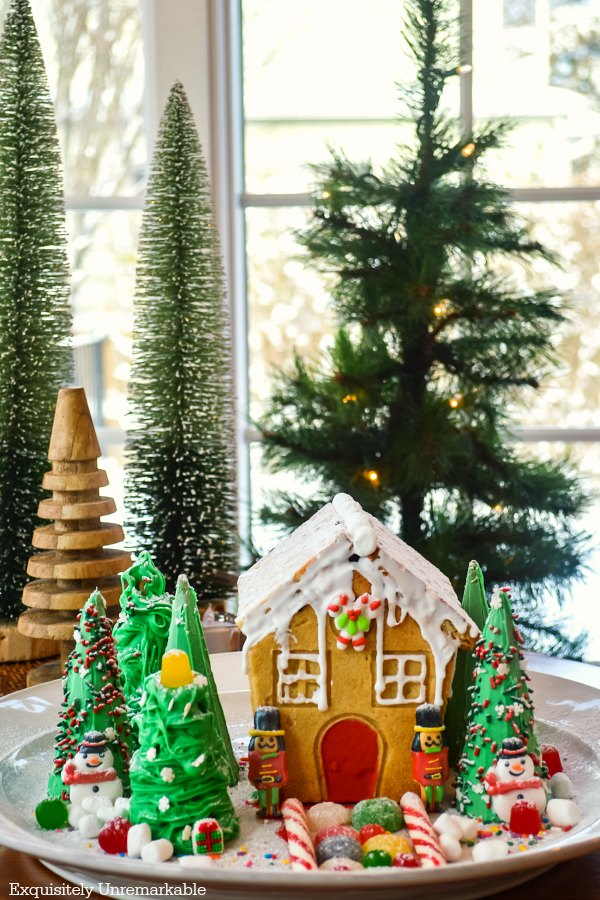 Pampered Chef Gingerbread House