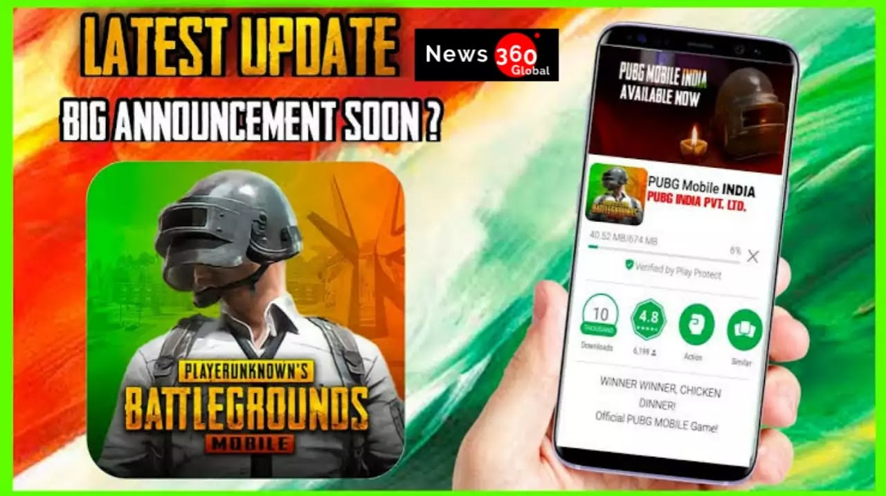 PUBG mobile latest Update, Battlegrounds Mobile India unban, may relaunch on this THIS date, Check details