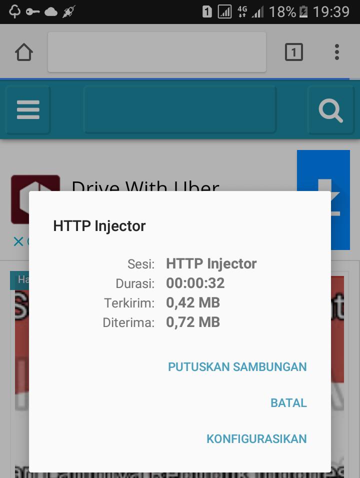 Cara Menggunakan HTTP Injector Versi Terbaru Dengan Direct, Tanpa Proxy Dan Port