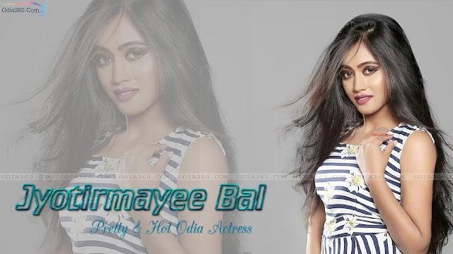 Jyotirmayee Bal Pretty Odia Actress HD Wallpaper Download