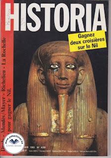 Revue Historia, 435 de février 1983, Duels-Mendès/Mayer