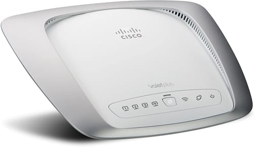 Review Cisco M20 Valet Plus WiFi Router