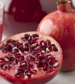 Dalim/Pomegranate eating benefit for diabetic patients