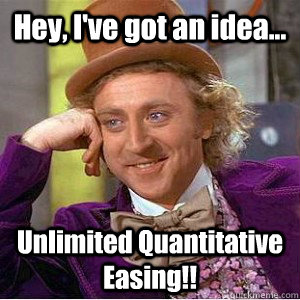 Quantitative Easing Meme
