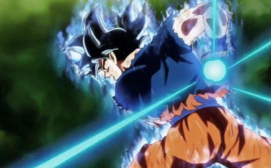 Dragon Ball Super: Episódio 116 – O sinal de uma reviravolta. A explosão do Instinto Superior!