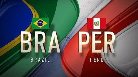 بث مباشر مباراة البرازيل والبيرو اليوم
